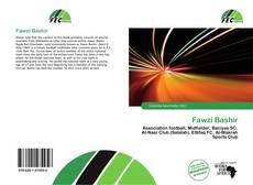 Capa do livro de Fawzi Bashir