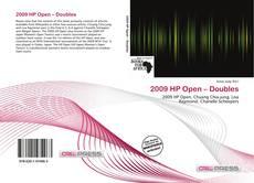 Обложка 2009 HP Open – Doubles
