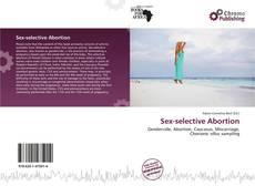 Capa do livro de Sex-selective Abortion