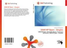 Portada del libro de 2009 HP Open – Singles
