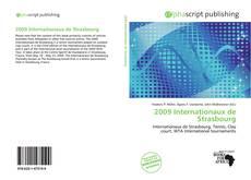 2009 Internationaux de Strasbourg的封面
