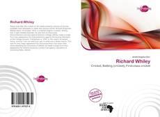 Richard Whiley kitap kapağı