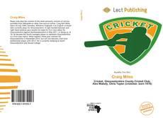 Bookcover of Craig Miles