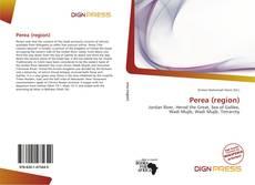 Portada del libro de Perea (region)