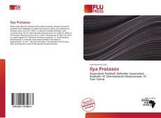 Bookcover of Ilya Protasov