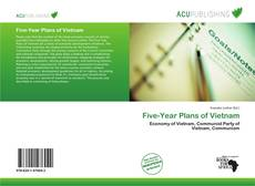 Bookcover of Five-Year Plans of Vietnam