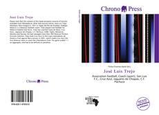 Portada del libro de José Luis Trejo