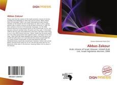 Buchcover von Abbas Zakour