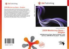Обложка 2009 Monterrey Open – Singles