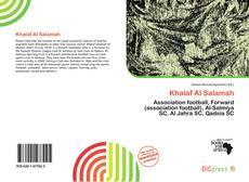 Couverture de Khalaf Al Salamah