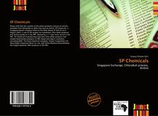 Bookcover of SP Chemicals