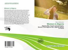 Bookcover of Women in Algeria