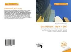 Bethlehem, New York的封面