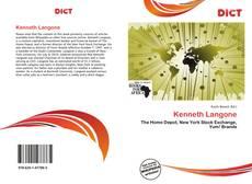 Portada del libro de Kenneth Langone