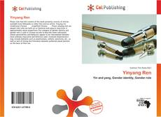 Buchcover von Yinyang Ren