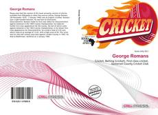 Couverture de George Romans