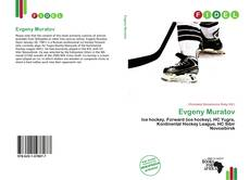 Portada del libro de Evgeny Muratov