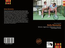 Bookcover of Bully Mentality