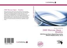 2009 Warsaw Open – Doubles的封面