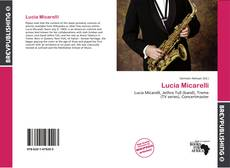 Portada del libro de Lucia Micarelli