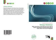 Capa do livro de Gladys Heldman