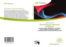 Couverture de David Payne (Homme Politique)