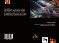 Bookcover of Oleg Yolkin