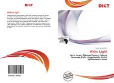 Bookcover of Akko Light