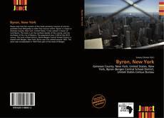 Обложка Byron, New York