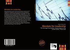 Bookcover of Mandate for Leadership