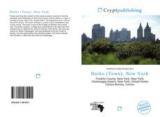 Bookcover of Burke (Town), New York