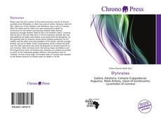 Bookcover of Dyteutus