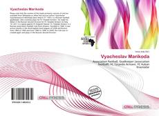 Capa do livro de Vyacheslav Marikoda