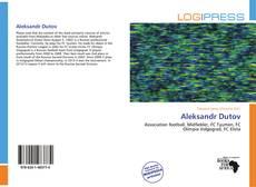 Bookcover of Aleksandr Dutov