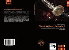 Portada del libro de Claude Williams (Musician)