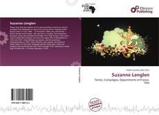 Bookcover of Suzanne Lenglen
