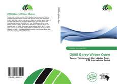 2008 Gerry Weber Open kitap kapağı