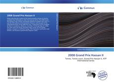 Bookcover of 2008 Grand Prix Hassan II