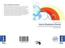 Harry Gladstone Clarke的封面