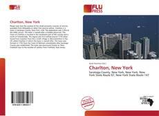 Charlton, New York kitap kapağı