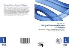 Sergueï Ivanov (Homme Politique)的封面