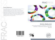 Bookcover of Dmitry Abakumov