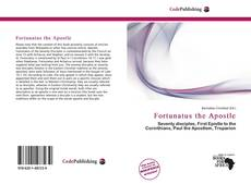 Fortunatus the Apostle kitap kapağı