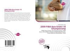 Bookcover of 2009 FIBA Asia Under-16 Championship
