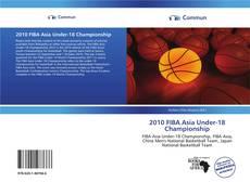 Capa do livro de 2010 FIBA Asia Under-18 Championship