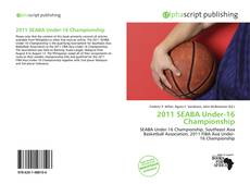 Bookcover of 2011 SEABA Under-16 Championship
