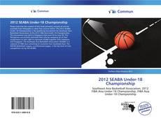 Buchcover von 2012 SEABA Under-18 Championship