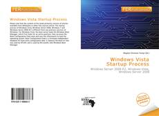 Bookcover of Windows Vista Startup Process