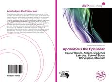 Couverture de Apollodorus the Epicurean