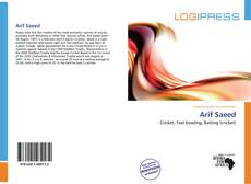 Bookcover of Arif Saeed